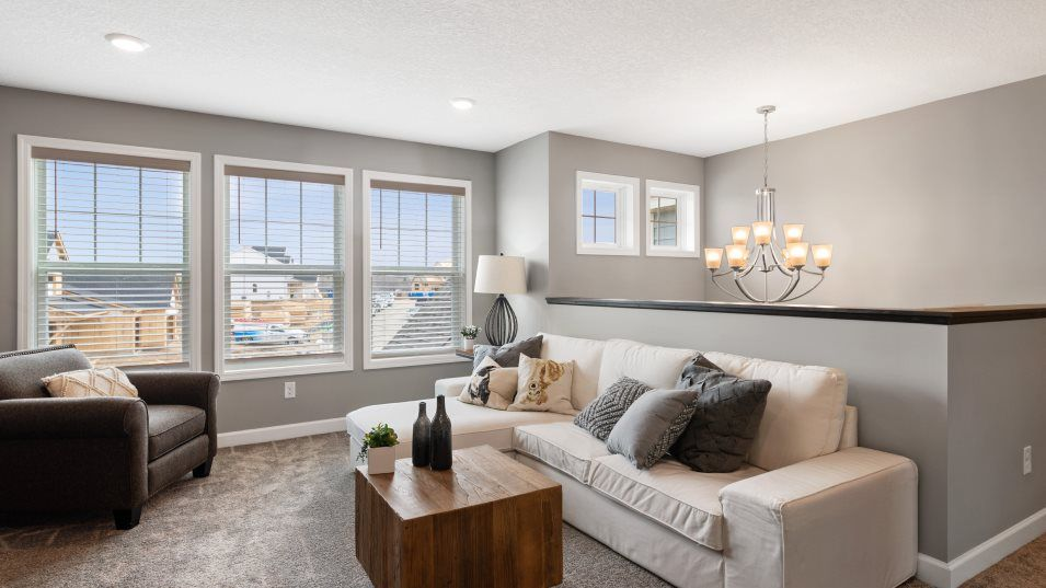 Living Area featured in the Summit By Lennar in Minneapolis-St. Paul, MN