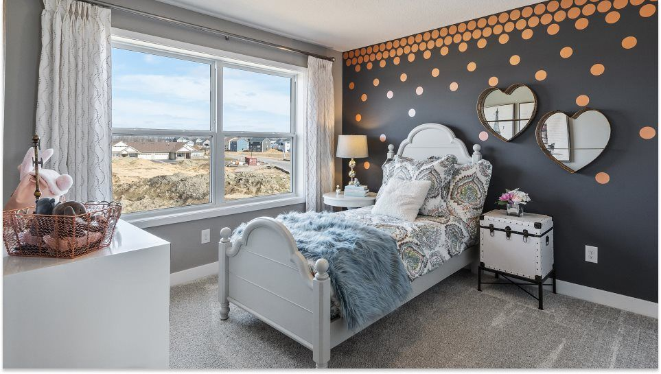 Bedroom featured in the McKinley By Lennar in Minneapolis-St. Paul, MN