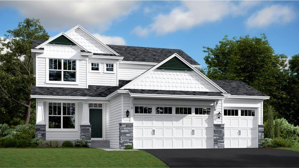 Exterior featured in the Bristol By Lennar in Minneapolis-St. Paul, MN