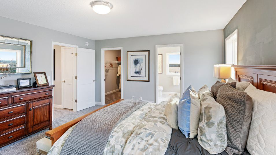 Bedroom featured in the Bristol By Lennar in Minneapolis-St. Paul, MN