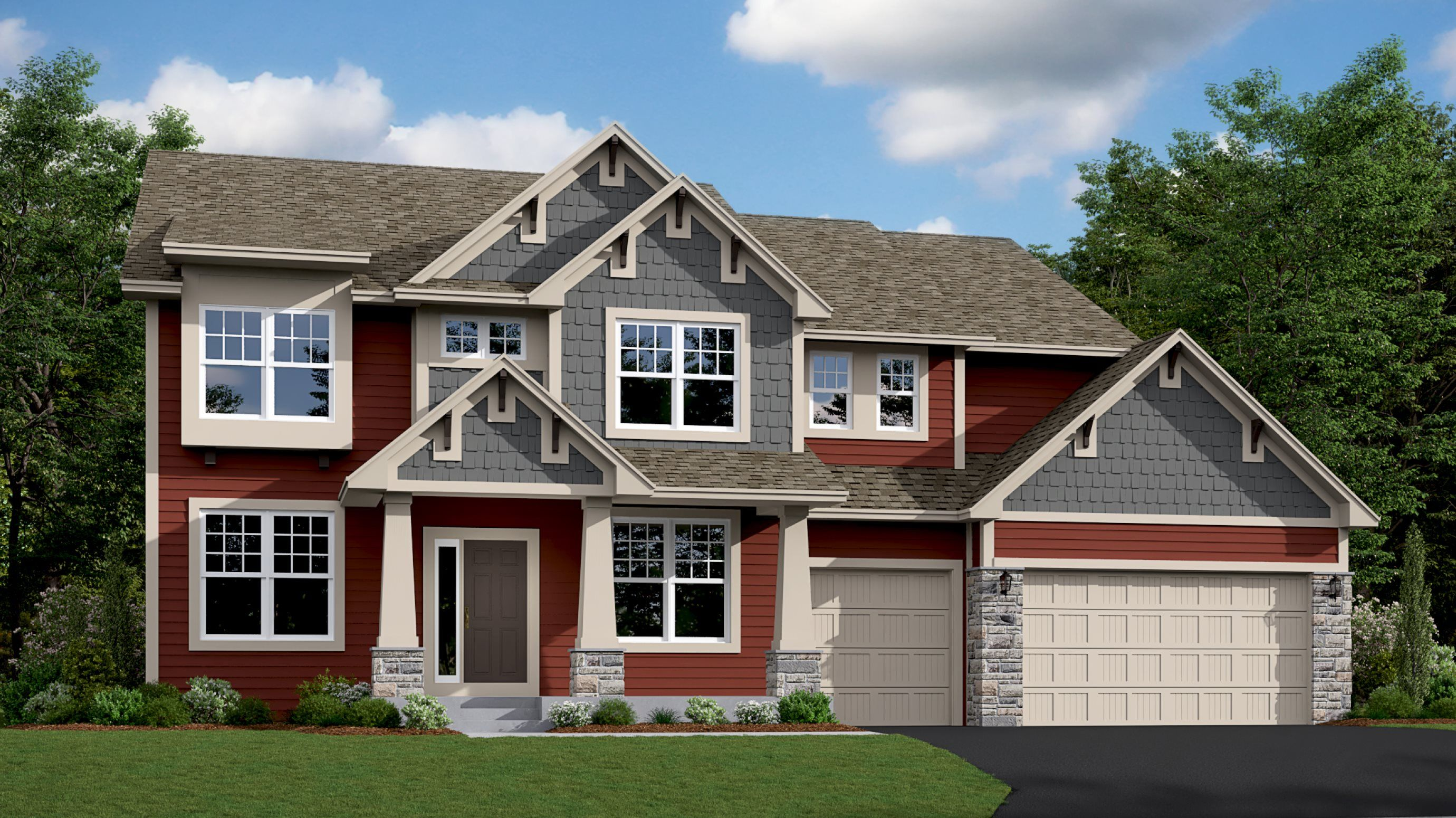 Exterior featured in the Charlotte By Lennar in Minneapolis-St. Paul, MN