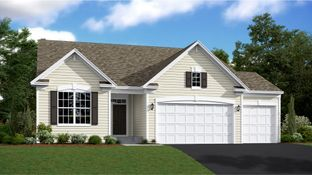 Clearwater - Laurel Creek - Discovery Collection: Osseo, Minnesota - Lennar
