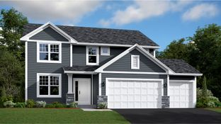 Lewis - Laurel Creek - Discovery Collection: Osseo, Minnesota - Lennar
