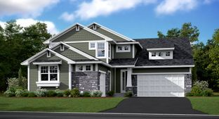 Independence - Laurel Creek - Discovery Collection: Osseo, Minnesota - Lennar