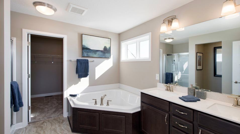 Bathroom featured in the Sinclair By Lennar in Minneapolis-St. Paul, MN