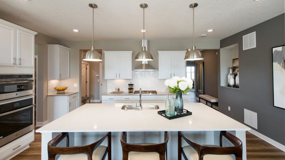 Kitchen featured in the Buckingham By Lennar in Minneapolis-St. Paul, MN