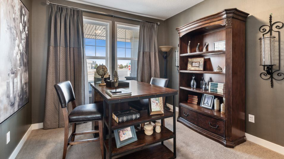 Living Area featured in the Taylor By Lennar in Minneapolis-St. Paul, MN