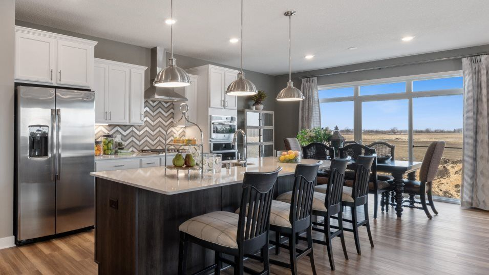 Kitchen featured in the Clearwater By Lennar in Minneapolis-St. Paul, MN