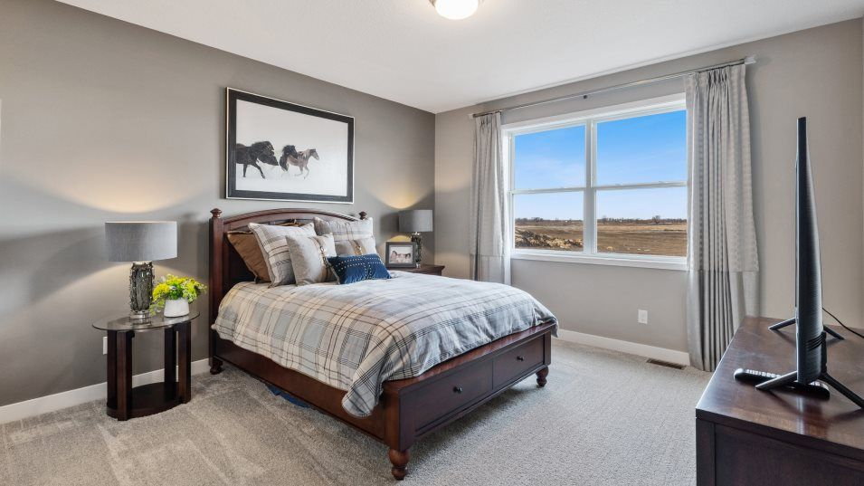 Bedroom featured in the Clearwater By Lennar in Minneapolis-St. Paul, MN