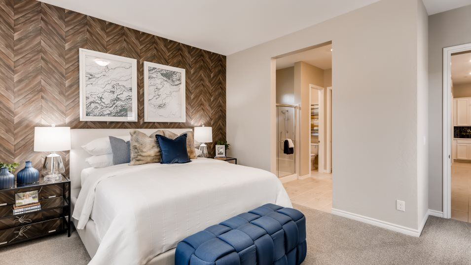 Bedroom featured in the Residence Eleven By Lennar in Las Vegas, NV