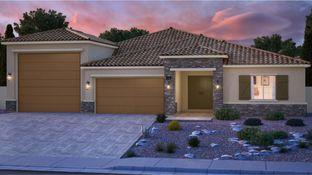 Harrison - Silverado Valley - The Estates: Las Vegas, Nevada - Lennar