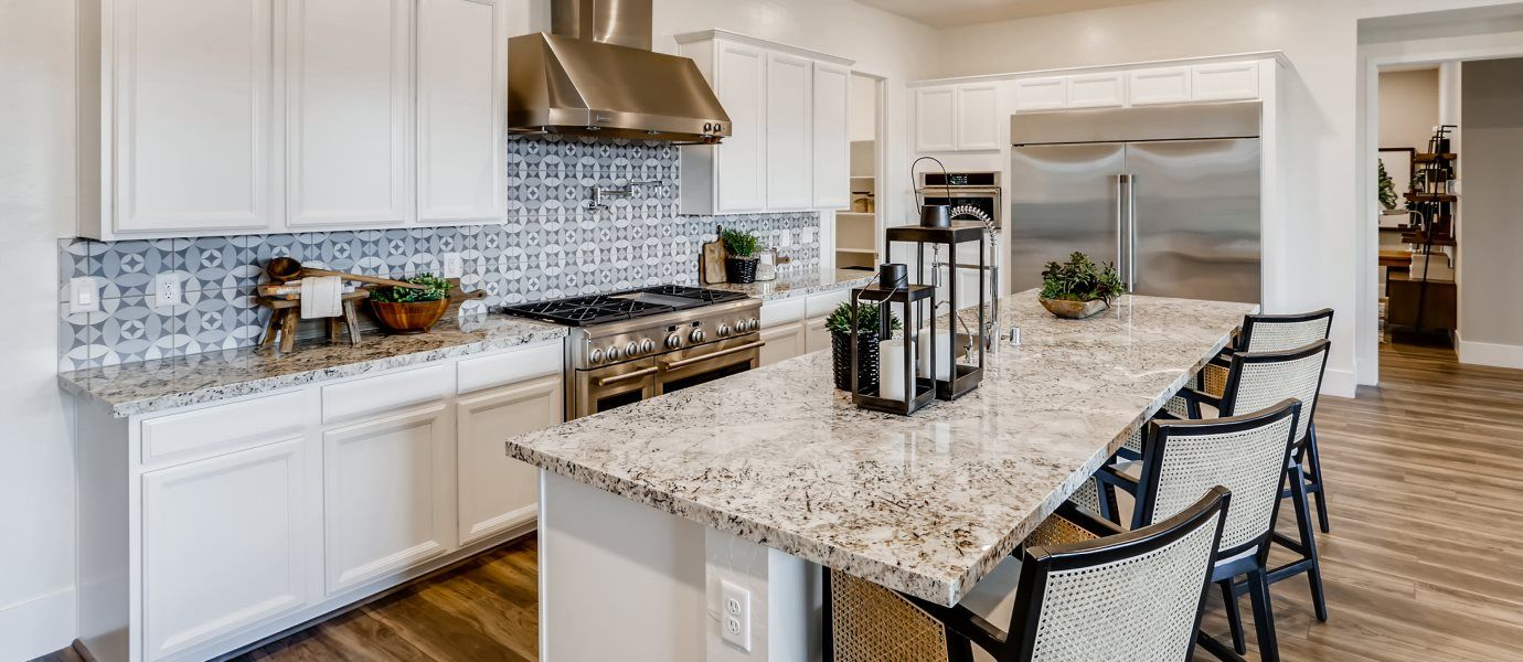 Kitchen featured in the Eleanor By Lennar in Las Vegas, NV