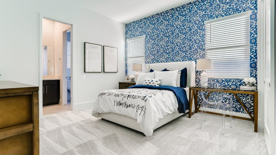 Bedroom featured in the William By Lennar in Las Vegas, NV
