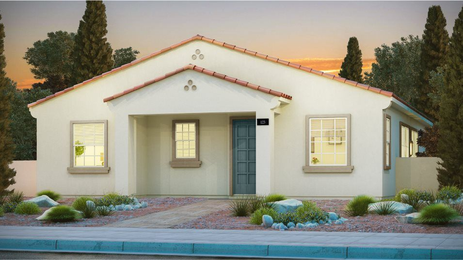 Exterior featured in the Copper By Lennar in Las Vegas, NV