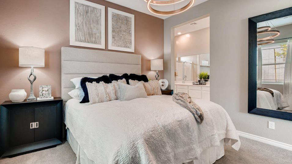 Bedroom featured in the Copper By Lennar in Las Vegas, NV