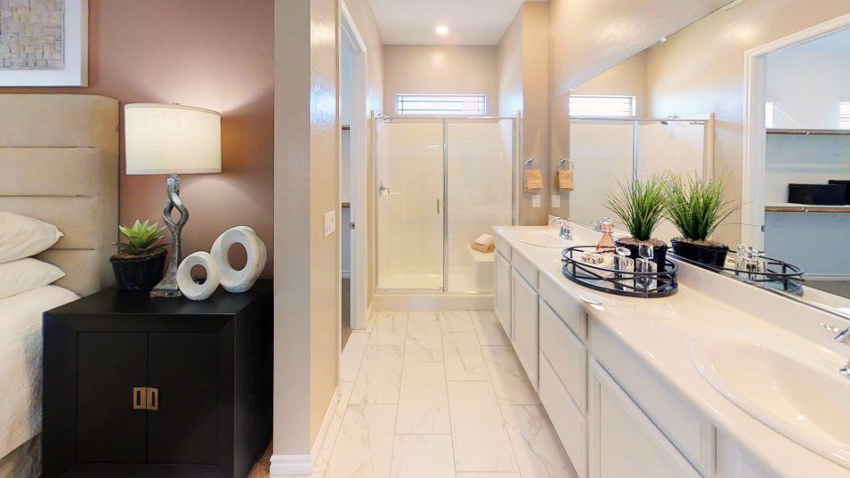 Bathroom featured in the Copper By Lennar in Las Vegas, NV