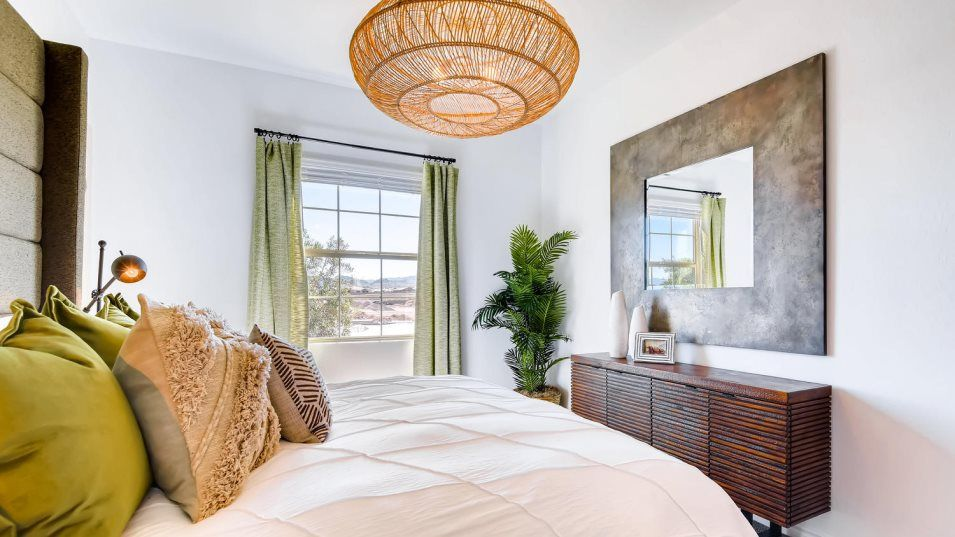 Bedroom featured in the Adonis By Lennar in Las Vegas, NV