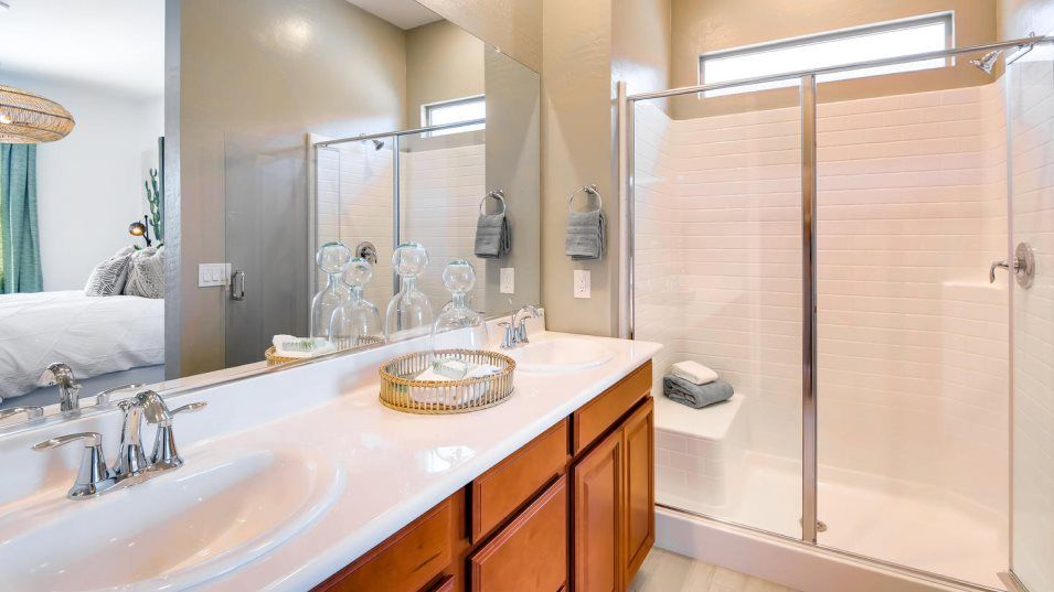 Bathroom featured in the Adonis By Lennar in Las Vegas, NV