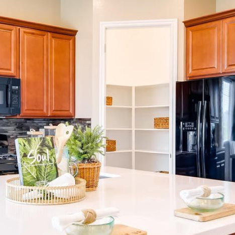 Kitchen featured in the Adonis By Lennar in Las Vegas, NV