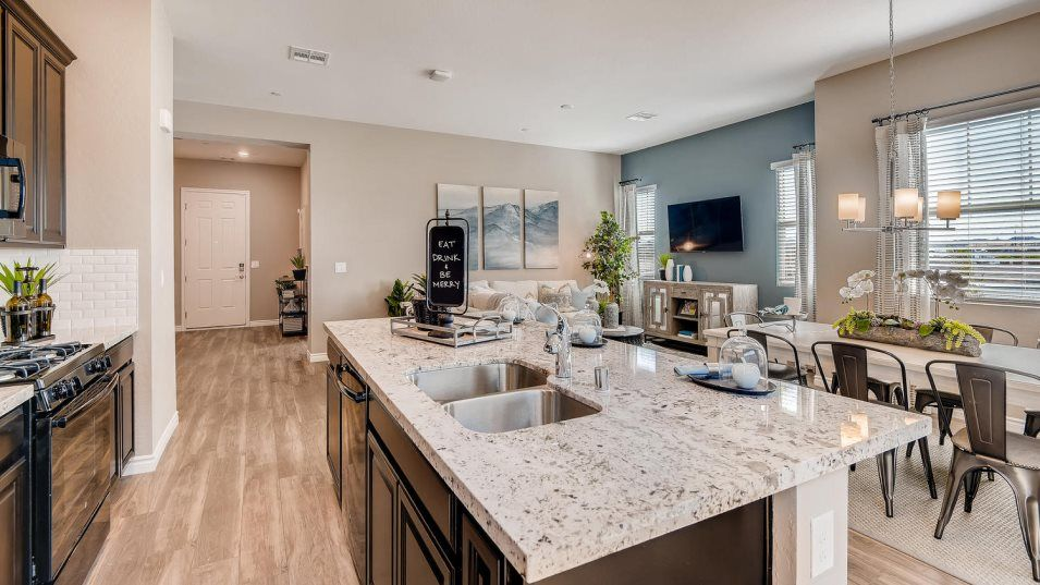 Living Area featured in the Grayling By Lennar in Las Vegas, NV