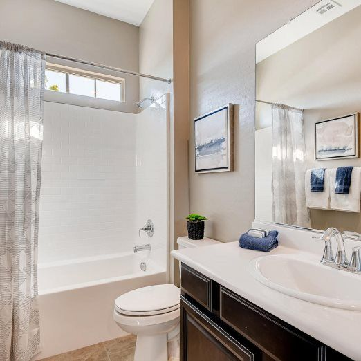 Bathroom featured in the Grayling By Lennar in Las Vegas, NV