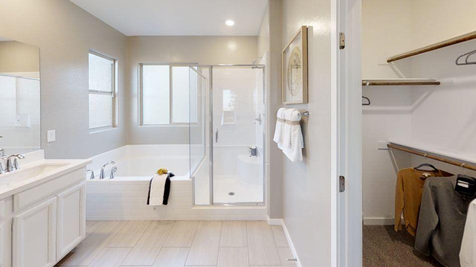 Bathroom featured in the Cordelia By Lennar in Las Vegas, NV
