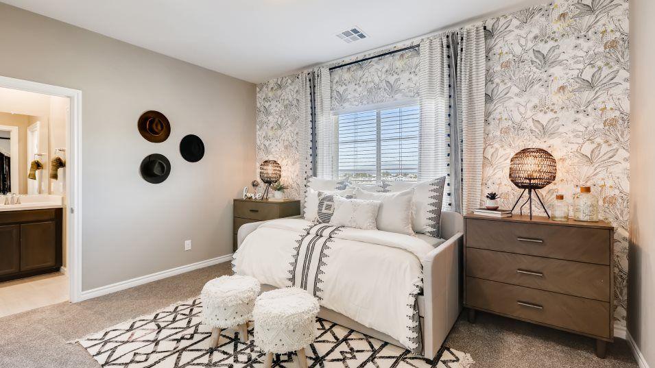 Bedroom featured in the Skyland By Lennar in Las Vegas, NV