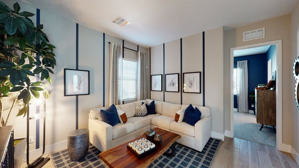 Living Area featured in the Charles By Lennar in Las Vegas, NV