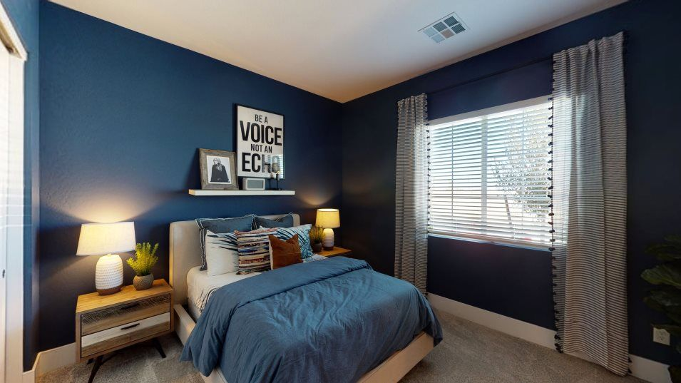 Bedroom featured in the Charles By Lennar in Las Vegas, NV