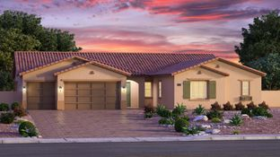 William - The Estates at Highland Hills: Las Vegas, Nevada - Lennar