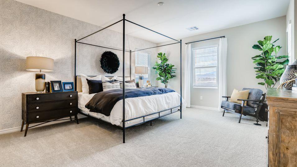 Bedroom featured in the Kingsbury By Lennar in Las Vegas, NV