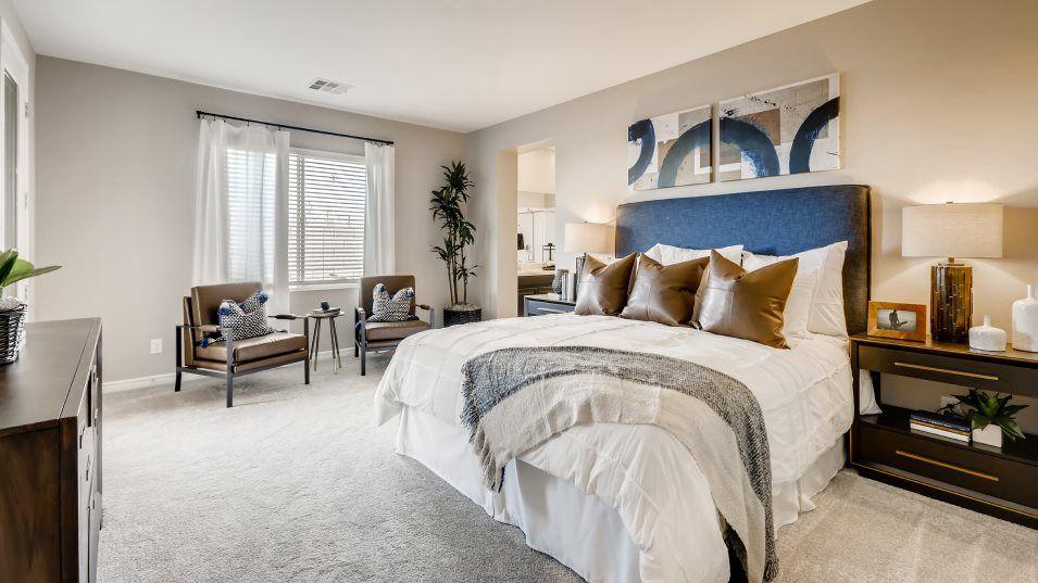 Bedroom featured in the Pioneer By Lennar in Las Vegas, NV