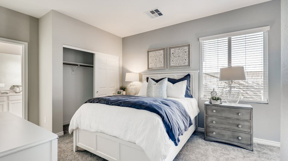 Bedroom featured in the Liberty By Lennar in Las Vegas, NV