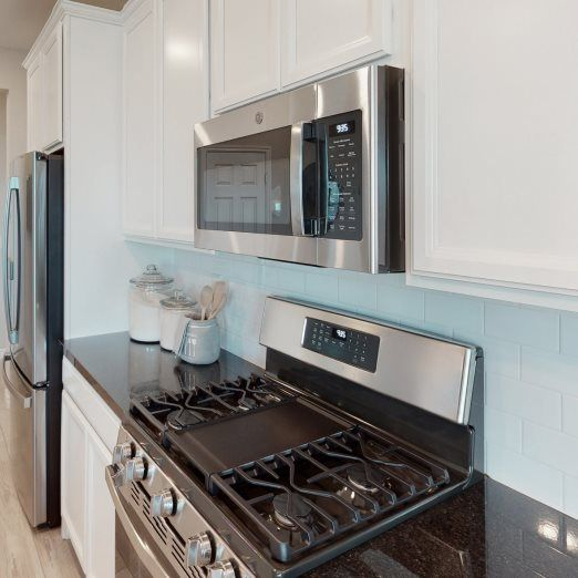 Kitchen featured in the Liberty By Lennar in Las Vegas, NV