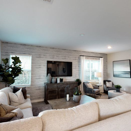 Living Area featured in the Liberty By Lennar in Las Vegas, NV