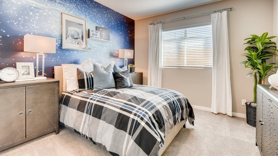 Bedroom featured in the Aspen By Lennar in Las Vegas, NV