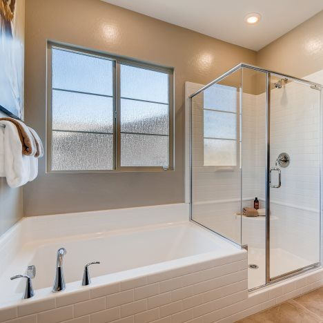 Bathroom featured in the Hazel By Lennar in Las Vegas, NV