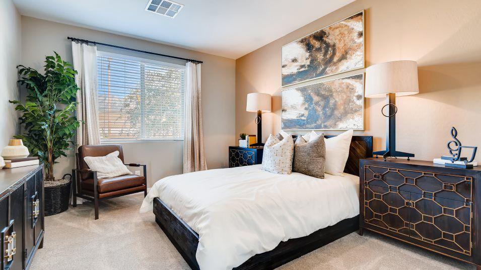 Bedroom featured in the Hazel By Lennar in Las Vegas, NV