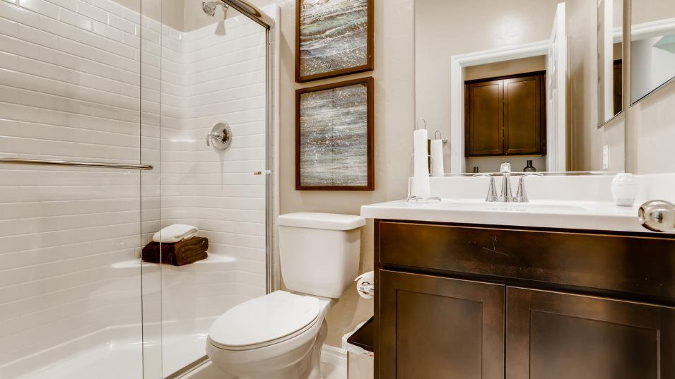 Bathroom featured in the Riley By Lennar in Las Vegas, NV