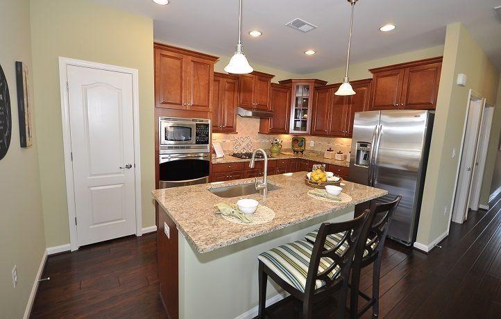 Kitchen featured in the Camden Basement By Lennar in Norfolk-Newport News, VA