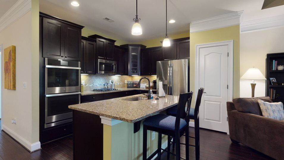 Kitchen featured in the Huntley Basement By Lennar in Norfolk-Newport News, VA