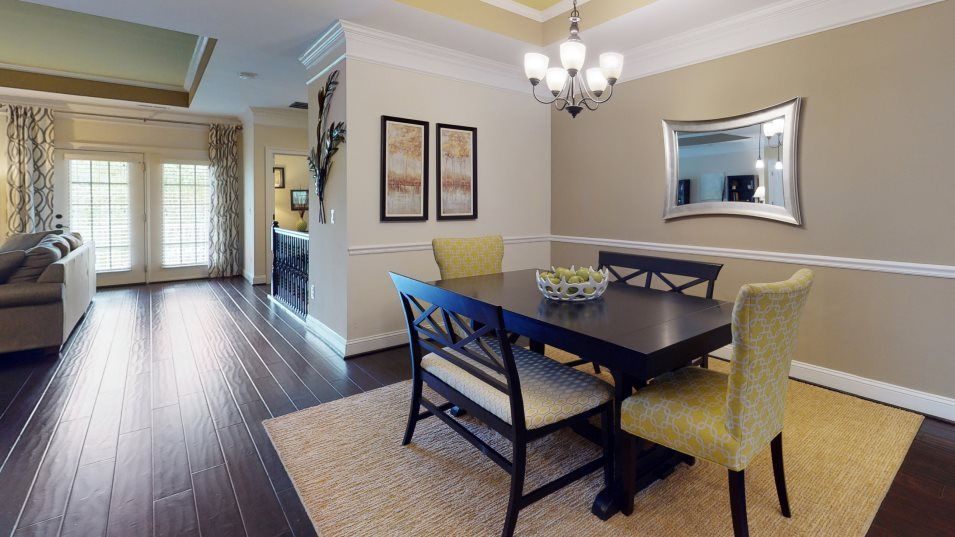 Living Area featured in the Huntley Basement By Lennar in Norfolk-Newport News, VA