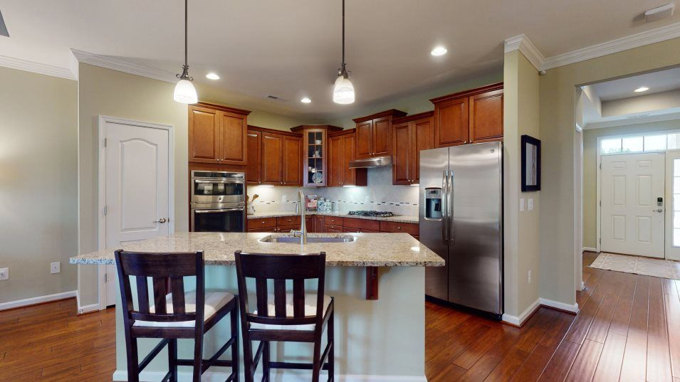 Kitchen featured in the Avon Basement By Lennar in Norfolk-Newport News, VA