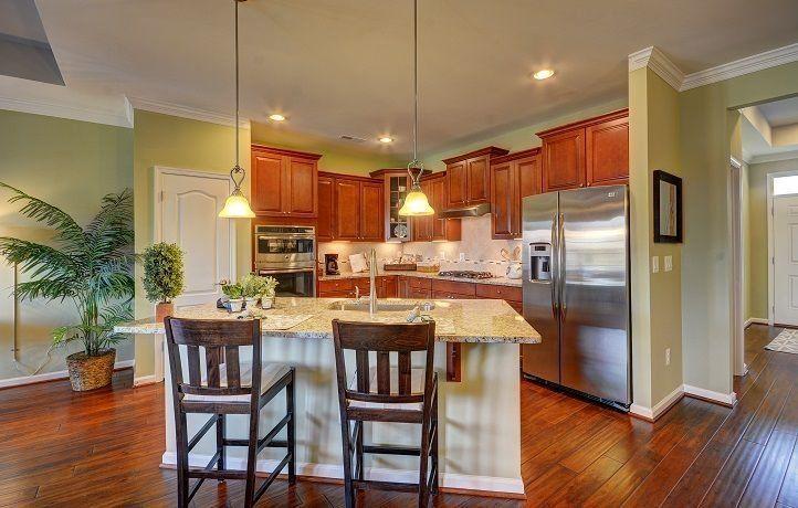 Kitchen featured in the Avon By Lennar in Norfolk-Newport News, VA