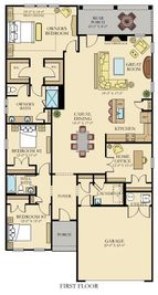 DISCOVERY II BASEMENT - Colonial Heritage - The Jamestown Collection: Williamsburg, Virginia - Lennar