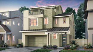 Residence 2 - Great Park Neighborhoods - Cantata at Cadence Park: Irvine, California - Lennar