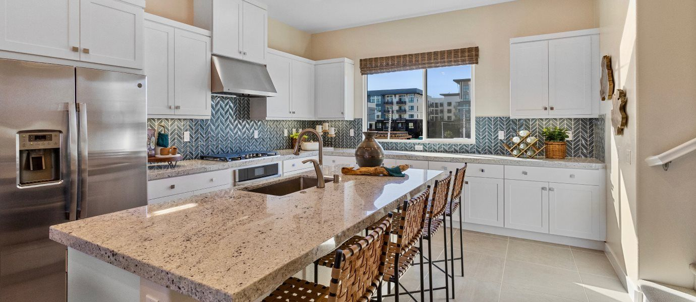 Kitchen featured in the Sol 1 By Lennar in Orange County, CA