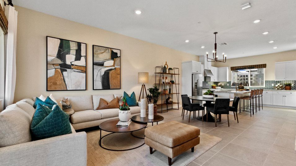 Living Area featured in the Sol 1 By Lennar in Orange County, CA