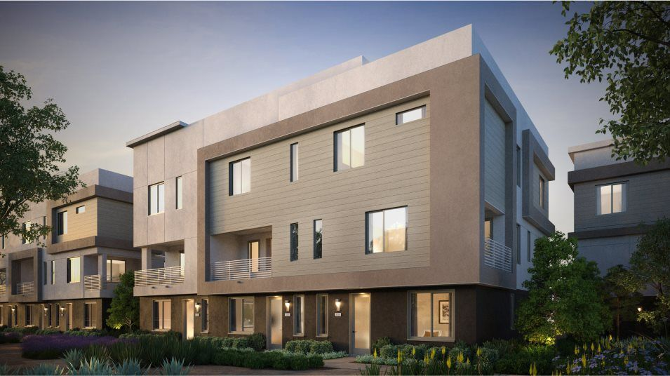 Exterior featured in the Sol 2 By Lennar in Orange County, CA