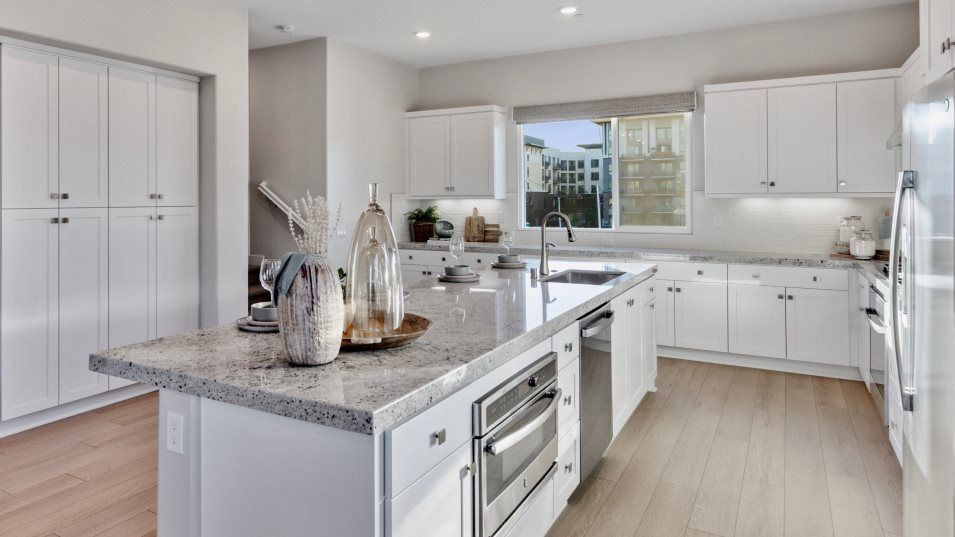 Kitchen featured in the Sol 3 By Lennar in Orange County, CA